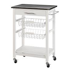 alinea meuble de cuisine desserte de cuisine l58cm zenon meubles salle à manger et