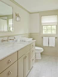beadboard wainscoting bathroom ideas stunning ideas bathroom beadboard wainscoting paneling in