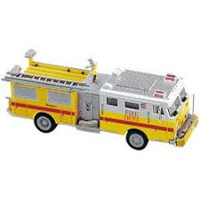 100 Boley Fire Trucks BOLEY 2502 1993 FIRE TRUCK PUMPER USA HO SCALE