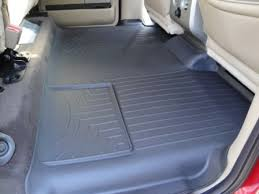 2012 F 250 Weathertech Floor Mats by Those Of You With Husky Or Weathertech Mats F150online Forums