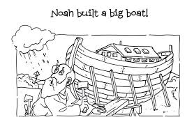Printable Noah Coloring Pages Page Mighty Grace Bible Sheets Bibles Free Drawing Noahs Ark For Toddlers