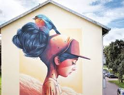 Creative Murals In Stockholm By Yash