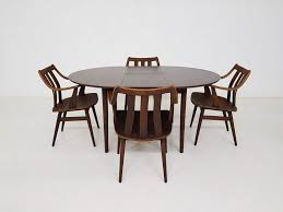 Mid-Century Dutch Rosewood Dining Room Set, 1960s Ding Room Fniture Cluding A Table Four Chairs By Article With Tag Oval Ding Tables For 8 Soluswatches Ercol Table And Chairs Elm 6 Kitchen Room Interior Design Vector Stock Rosewood Set Extendable Whats It Worth Find The Value Of Your Inherited Fniture Wikipedia Danish Teak Wood Chairs Circa 1960 Set How To Identify Genuine Saarinen Table Scandart Vintage Mid Century S Golden Elm Extending 4