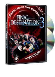 Final Destination Tanning Bed by Amazon Com Final Destination 3 Widescreen 2 Disc Thrill Ride