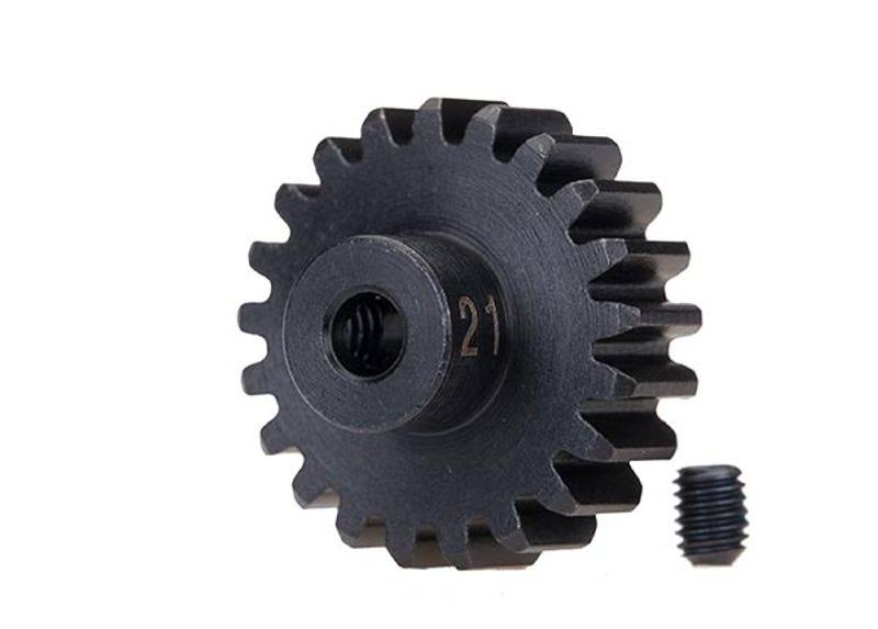 Traxxas 3951X 21T Pinion Gear - 32-P, Heavy Duty