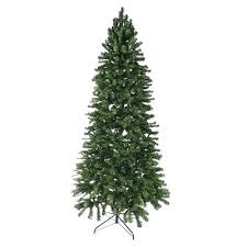 Slim Unlit Christmas Tree 9 Choteauspice