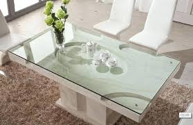 Montreal Dining Table Room Tables Furniture Glass