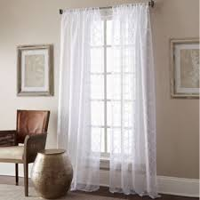 Sheer Curtain Panels 96 Inches by Buy Sheer Curtains From Bed Bath U0026 Beyond