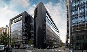 immeuble bureau immeuble de bureaux montoyer 15 black pearl tpf