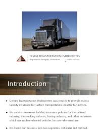Gemini Transportation Underwriters | Underwriting | Insurance National Truck Driving School Jacksonville Fl Gezginturknet Tumi Competitors Revenue And Employees Owler Company Profile Miramontes Family Trucking San Diego Small Business Development Underwriting Managers Inc Enewsletter For September North Carolina Insurance Brokers Fast Friendly Same Day Coverage 1gp35n Ic Pneumatic Tire Lift Trucks Cat Pdf Undwriters Best Image Kusaboshicom Special Edition Uac Guide 2015 By Liability Fire Empire