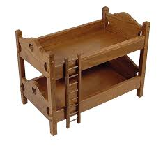 Four Seasons Furnishings Amish Made Furniture Doll Bunk Bed