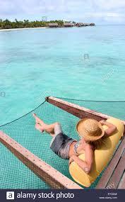 100 Reethirah One And Only Reethi Rah Resort And Spa Maldives Stock Photo