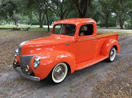 100 1941 Ford Truck Pickup For Sale 2218572 Hemmings Motor News