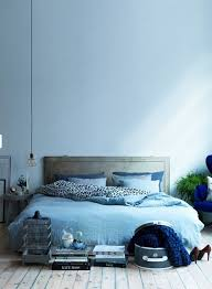 chambre d h es la parenth鑚e chambre bleu glacier la parenthèse déco chambres bedrooms