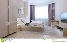 style chambre coucher style de scandinave de chambre à coucher illustration stock