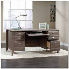 Sauder Shoal Creek Desk by Sauder Shoal Creek Desk Oiled Oak Best Home Furniture Decoration