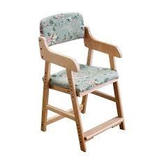 kinder massivholz erhöhung stuhl mit fußstütze haushalt kinder esszimmer stuhl angehoben multifunktions stabile student studie stuhl