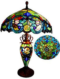 Quoizel Tiffany Lamp Shades by Quoizel Tiffany 1 Light Lounging Frog Accent Lamp Table Lamps