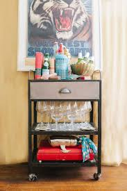 The Pottery Barn Rolling Cart Styled As A Bar Cart | Bar Carts ... Copper Bar Tools Pottery Barn Au 10 Affordable Carts Plus Accsories To Stock Them With Glamour Desks Office Target Home Stores Fun Kitchen Antler Towel Rack Deer Tristan Cart Desk Iphone Holder Graphic Designer Decoration Ideas Decor Appealing Backless Barstools And Stools Leather Best 25 Barn Wall Art Ideas On Pinterest How Set Up A Tools Bar Essentials Christmas Christmas