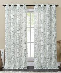 Dkny Curtain Panels Uk by Dkny Urban Meadow Botanical Nature Floral Branches Leaves Vines