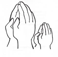 Children Praying Hands Danasrhk Top Clipart