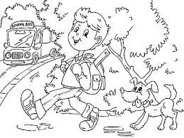 Coloring Pages 4 Us Back To School