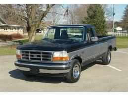 100 95 Ford Truck 19 F150 For Sale ClassicCarscom CC974544