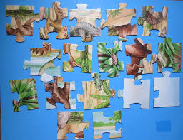 Melissa And Doug Dinosaur Floor Puzzles by Melissa U0026 Doug Dinosaurs 48 Pcs Floor Puzzle 2ft X 3ft Ebay