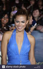 Actress Toni Trucks Arrives At The World Premiere Of