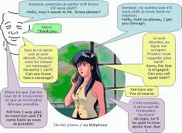 comment repondre au telephone au bureau dialogue au téléphone formel