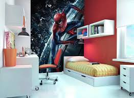 cool spiderman bedroom decor