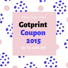Gotprint Coupon 2015 40% To 70% Off Discount Promo Codes ... Totally Rad Coupon Code October 2018 Store Deals Free Psn Discount Codes List Breyer Pataday Coupon Printable Coupons Db 2016 Gotprint Code Gotprintuponcode Colgate Enamel Toothpaste Call Steeds Dairy Super America Gas Coupons Mn Pohanka Oil Change Specials Dixi Promo Office Depot Uniball Shopee Jeans Gotprint Discount Lowes Printable Kansas Airport Parking Rochdale Store Enjoy 60 Off Promo Codes