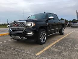 2017 GMC Sierra Denali Ultimate (not A Build But Will End Up Being A ...
