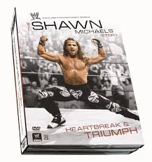 Wwe Famous Curtain Call by Amazon Com Wwe The Shawn Michaels Story Heartbreak U0026 Triumph
