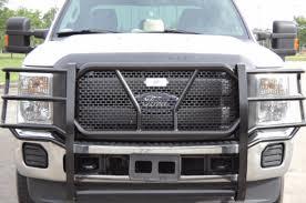 100 Truck Grill Guard 14 Ford F 250 550 E 2011 2016 Thunder Struck