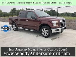 100 Used Trucks Huntsville Al 2016 Ford F150 XLT 1FTEW1EG4GFC18286 Woody Anderson