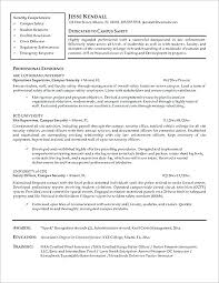 Law Enforcement Supervisor Resume Examples Packed With Law