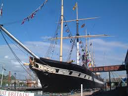 Titanic Sinking Animation Pitch Black by Ss Great Britain Wikipedia