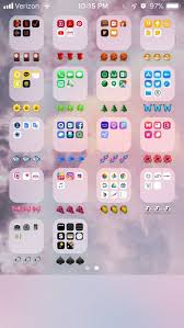 color coded apps iphone organize phone apps coding apps