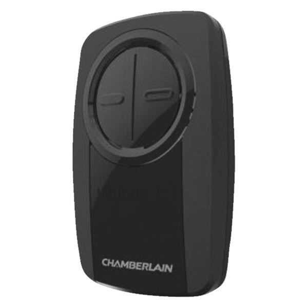 Chamberlain Universal Clicker Garage Door Remote Control - Black