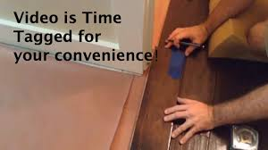 Vinyl Tile To Carpet Transition Strips by How To Install Wood Flooring Doorways Room Transitions And