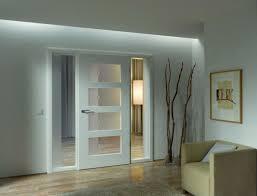 welche tür passt zu ihrem wohnstil glastür wohnzimmer