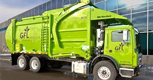 100 Garbage Trucks In Action Big Green Garbage Trucks Push Rizzo To The Curb New Hauler Rolls In