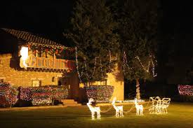 Christmas Tree Lane Fresno by Parks Zoos Museums U2014 Merced County Events