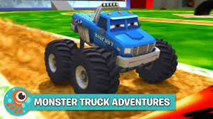 Theme Song | Monster Truck Adventures | JellyTelly - YouTube 100 Bigfoot Presents Meteor And The Mighty Monster Trucks Toys Truck Cars For Children Cartoon Vehicles Car With Friends Ambulance And Fire Walking Mashines Challenge 3d Teaching Collection Vol 1 Learn Colors Colours Adventures Tow Excavator The Episode 16 Tv Show Monster School Bus Youtube