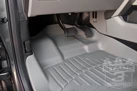 2015-2018 F150 Crew Cab WeatherTech Floor Liner Digital Fit (Grey ... Weathertech Allweather Floor Mats Free Shipping Digalfit Liners Low Price Mats Terrys Toppers Introducing Gmc Premium Life Husky Rear For 9497 Dodge Ram Extended Cocoa Colored Car Are Here Blog Michelin Edgeliner Autoaccsoriesgaragecom 2001 Truck 23500 Laser Measured Floor 72018 Honda Crv Xact Contour Gallery In Connecticut Attention To Detail