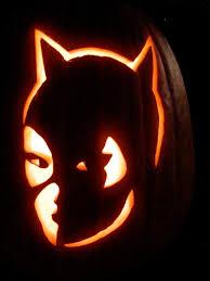 Motleys Pumpkin Patch by Thinkgeekoween Catwoman Pumpkin Thinkgeekoween Pinterest