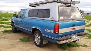 1991 GMC SIERRA 1500 4X4