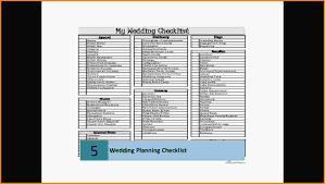 Wedding Planning Checklist Pdfwedding Uk Pdf
