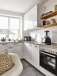 kleine küche einrichten tipps für die planung westwing